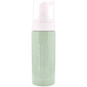 KLAVUU, Green Pearlsation, Blemish Care Bubble Cleanser, 5.07 fl oz (150 ml) отзывы