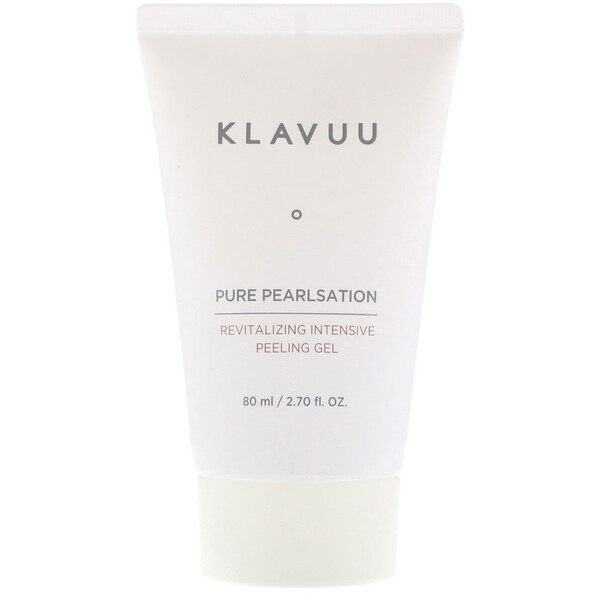 Pure Pearlsation, Revitalizing Intensive Peeling Gel, 2.70 fl oz (80 ml)