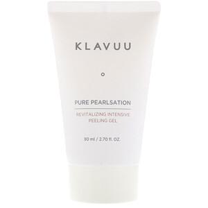 KLAVUU, Pure Pearlsation, Revitalizing Intensive Peeling Gel, 2.70 fl oz (80 ml) отзывы покупателей