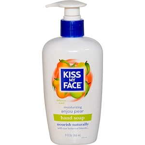 Кис май фэйс, Moisturizing Hand Soap, Anjou Pear, 9 fl oz (266 ml) отзывы