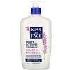 Kiss My Face, Body Lotion, Peaceful Patchouli, 16 fl oz (473 ml)