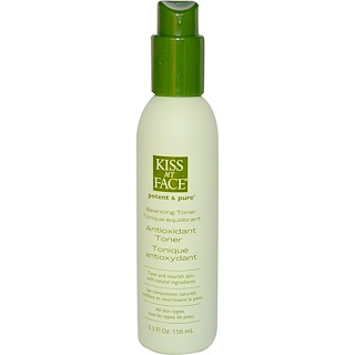 Kiss My Face, Antioxidant Toner, 5.3 fl oz (156 ml)