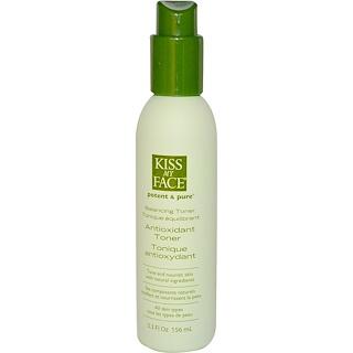 Kiss My Face, Tonificante Antioxidante, 5.3 fl oz (156 ml)