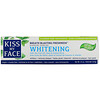 Kiss My Face, Whitening Toothpaste with Tea Tree Oil, Aloe & Iceland Moss, Fluoride Free, Cool Mint Gel, 4.5 oz (127.6 g)