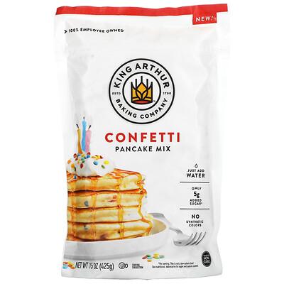 King Arthur Flour Pancake Mix, Confetti , 15 oz (425 g)