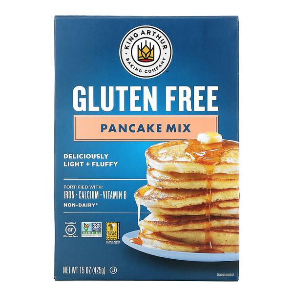 Pancake Mix, Gluten Free, 15 oz (425 g)