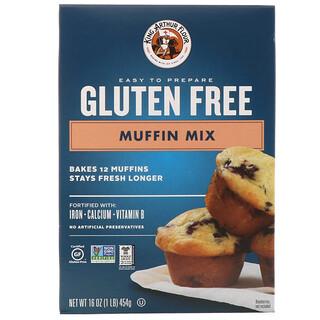 King Arthur Flour, Gluten Free Muffin Mix, 16 oz (454 g)
