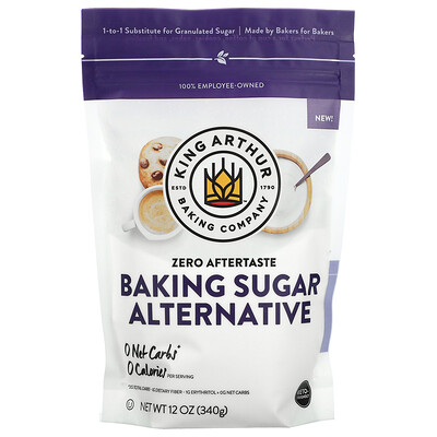 King Arthur Flour Baking Sugar Alternative , 12 oz (340 g)