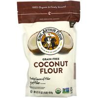 King Arthur Flour, Coconut Flour, Grain-Free, 16 oz (454 g)