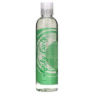 Кинки Керли, Come Clean, Natural Moisturizing Shampoo, 8 oz (236 ml) отзывы покупателей