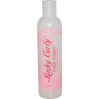 Kinky-Curly, Knot Today, Natural Leave In / Detangler, 8 oz (236 ml)