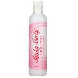 Кинки Керли, Knot Today, Natural Leave In / Detangler, 8 oz (236 ml) отзывы покупателей