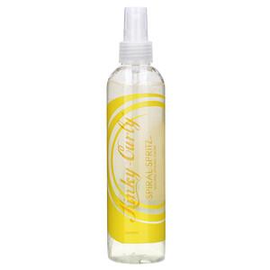 Кинки Керли, Spiral Spritz, Natural Styling Serum, 8 oz (236 ml) отзывы