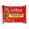 King Oscar, Wild Caught, Sardines In Dijon Mustard, 3.75 oz (106 g)