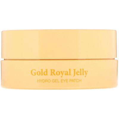 Купить Koelf Патчи для глаз Gold Royal Jelly Hydro Gel, 60 патчей