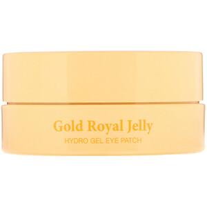 Koelf, Gold Royal Jelly Hydro Gel Eye Patch, 60 Patches отзывы покупателей