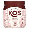 KOS, Organic Beet Root Powder, 12.7 oz (360 g)