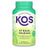 KOS, At Ease Soldier!, De-Stress Capsules,  90 Capsules
