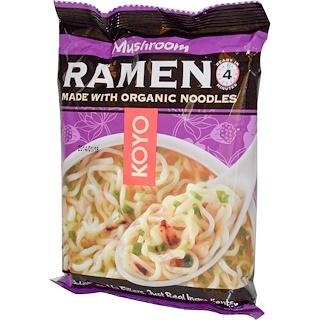 Koyo Natural Foods, Mushroom Ramen , 2 oz (57 g)