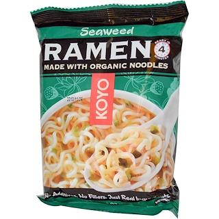 Koyo Natural Foods, Seaweed Ramen, 2 oz (57 g)