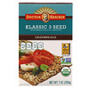 Dr. Kracker, Klassic 3 Seed, Crispbreads, 7 oz (200 g)