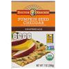 Dr. Kracker, Pumpkin Seed Cheddar Crispbreads, 7 oz (200 g)
