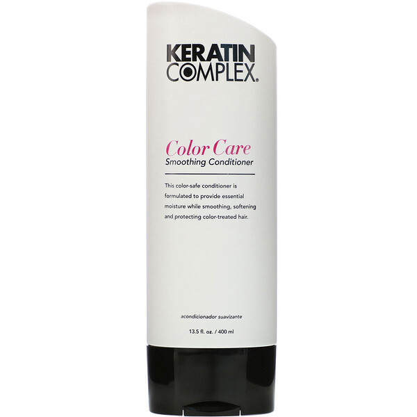 Keratin Complex, Color Care Smoothing Conditioner, 13.5 fl oz (400 ml)