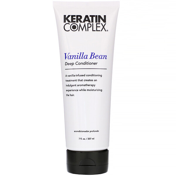 Vanilla Bean Deep Conditioner, 7 fl oz (207 ml)
