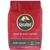 KonaRed , Kona Blend Coffee, Dark Roast, Ground, 12 oz (340 g)