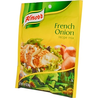 Knorr, French Onion Recipe Mix, 1.4 oz (40 g)
