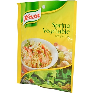 Knorr, Spring Vegetable Recipe Mix, 0.9 oz (26 g)