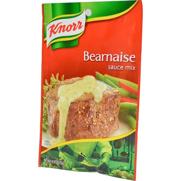 Knorr, Bearnaise Sauce Mix, 0.9 oz (25 g) (Discontinued Item)