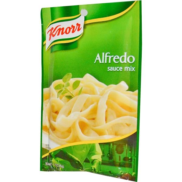Knorr, Смесь для соуса Alfredo, 45 г (Discontinued Item)