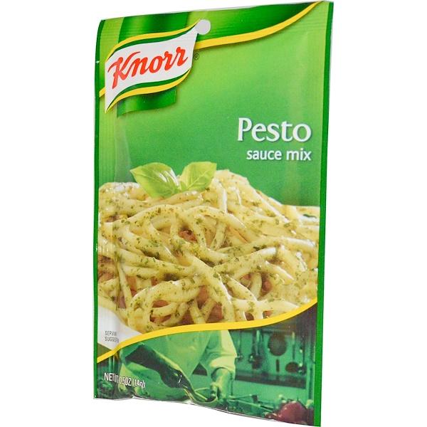 Knorr, Смесь соусов Песто, 0.5 унций (14 г) (Discontinued Item)