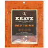 Krave, Gourmet Pork Cuts, Sweet Teriyaki, 2.7 oz (76 g)