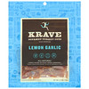 Krave, Gourmet Turkey Cuts, Lemon Garlic, 2.7 oz (76 g)