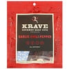 Krave, Gourmet Beef Cuts, Garlic Chili Pepper, 2.7 oz (76 g)