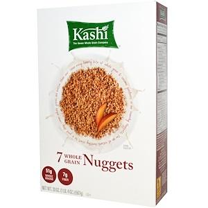 Каши, 7 Whole Grain Nuggets, 20 oz (567 g) отзывы покупателей
