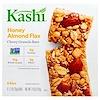 Kashi, TLCオールナチュラル・チューイーグラノラバー、ハニーアーモンドフラックス、6 - 1.2オンス (35 g) バー