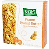 Kashi, Chewy Granola Bars, Peanut Peanut Butter, 6 Bars, 1.2 oz (35 g) Each