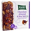 Kashi, Chewy Granola Bars, Chocolate Almond & Sea Salt with Chia, 6 Bars, 1.2 oz (35 g) Each