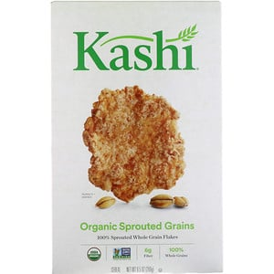Каши, Organic Sprouted Grains, Cereal, 9.5 oz (269 g) отзывы