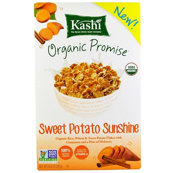 Kashi, Organic Sweet Potato Sunshine Cereal, 10.5 oz (297 g) (Discontinued Item)