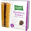 Kashi, Soft-Baked Cereal Bars, Blackberry Graham, 6 Bars, 1.2 oz (35 g) Each (Discontinued Item)