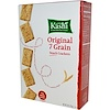 Kashi, Snack Crackers, Original 7 Grain, 9 oz (255 g)