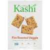 Kashi, Snack Crackers, Fire Roasted Veggie, 9 oz (255 g)