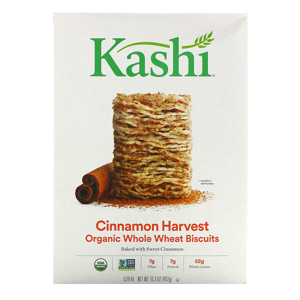 Cinnamon Harvest Cereal, 16.3 oz (462 g)