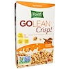 Kashi, GoLean Crisp, Naturally Sweetened Multigrain Cluster Cereal, Cinnamon Crumble, 14 oz (397 g)