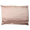 Kitsch, Набор для сна из сатина, пудрового цвета, набор из 3предметов