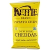 Kettle Foods, Potato Chips, New York Cheddar, 5 oz (142 g)